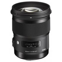 Obiettivo Sigma 50mm F1.4 DG HSM Art x Canon Lens