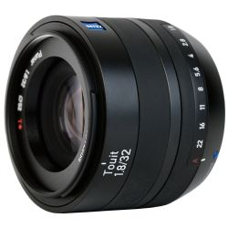Obiettivo Carl Zeiss Touit 1.8/32mm Planar T* per Sony E-Mount