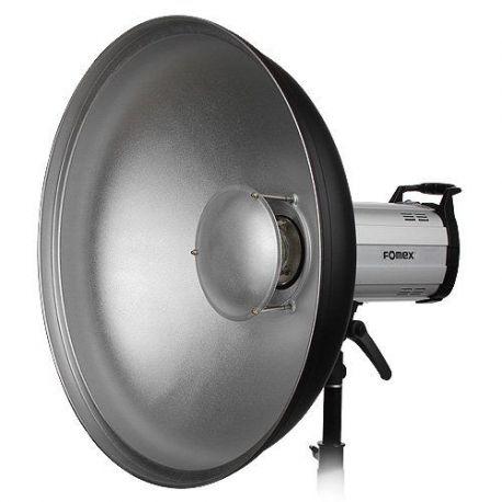 Quantuum Fomex BDR55S Beauty Dish Silver Argento 55cm