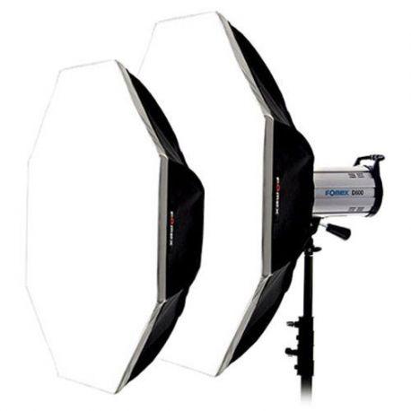 """Quantuum Fomex Softbox OCTA90(L) (36"""") 90cm lightweight feather peso leggero"""