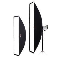 """Quantuum Fomex Softbox SB30x120(L) Serie Strip peso leggero 30x120cm (12""""x48"""")"""
