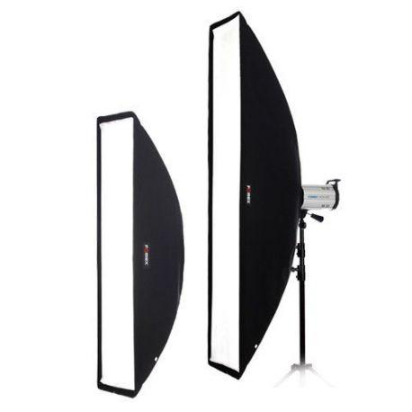 """Quantuum Fomex Softbox SB30x170(L) Serie Strip peso leggero 30x170cm (12""""x68"""")"""