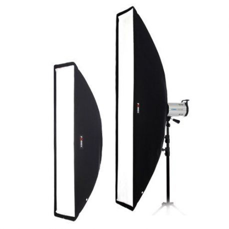 "Quantuum Fomex Softbox SB30x170(W) Serie Strip Bianco 30x170cm (12""x68"")"