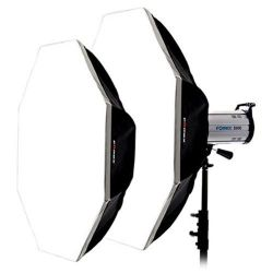 """Quantuum Fomex Softbox OCTA 150cm Bianco (60"""")"""