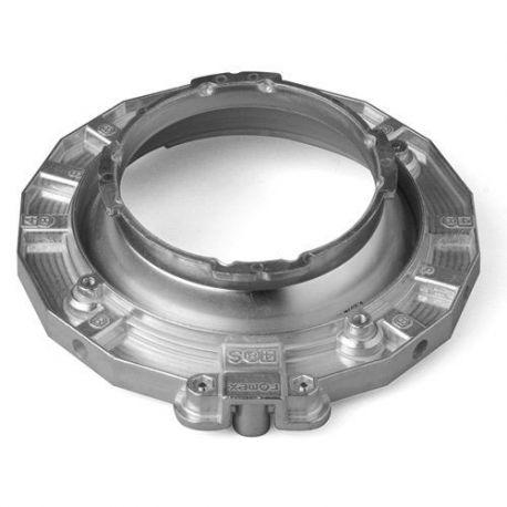 Quantuum Fomex SPMB speedring anello adattatore x Serie Multiblitz