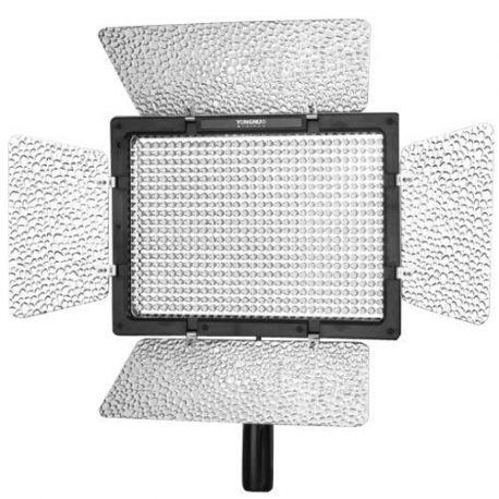 Yongnuo YN-600L faro faretto 600LED Studio Video Light Lamp 5500K