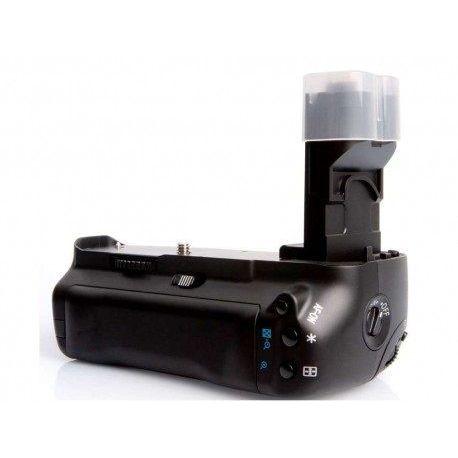 Meike BG-E7 x Canon EOS 7D Battery Grip Impugnatura