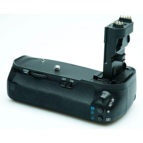 Meike BG-E9 x Canon EOS 60D Battery Grip Impugnatura