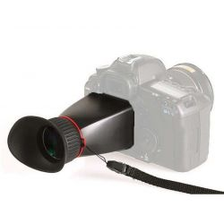 "Meike LCD Viewfinder MK-VF100-B per display da 3"" (3:2) mirino oculare"