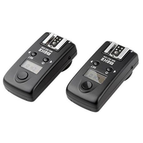 Meike RC-9 C1 Trigger Flash RS-60E3 x Canon 70D 60D 1100D 1000D 700D 650D 600D 550D 500D