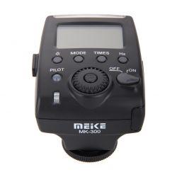 Meike TTL Flash MK-300 Lampeggiatore x Canon MK300