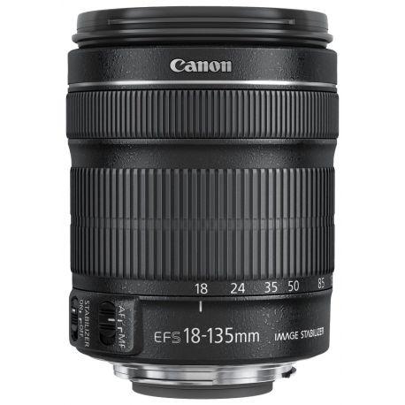 Obiettivo Canon EF-S 18-135mm f/3.5-5.6 IS STM *LENS BULK*