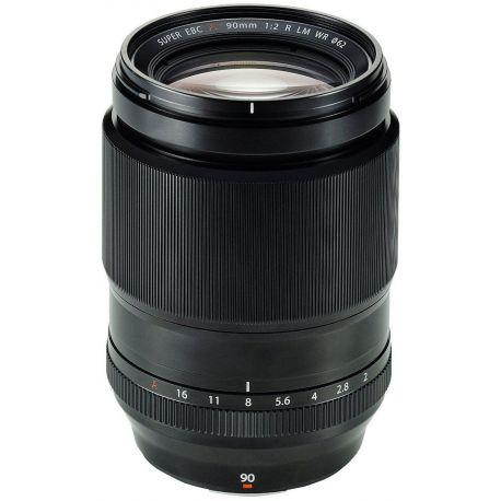 Obiettivo FUJINON XF90mm F2 R LM WR 90mm x Fuji Fujifilm