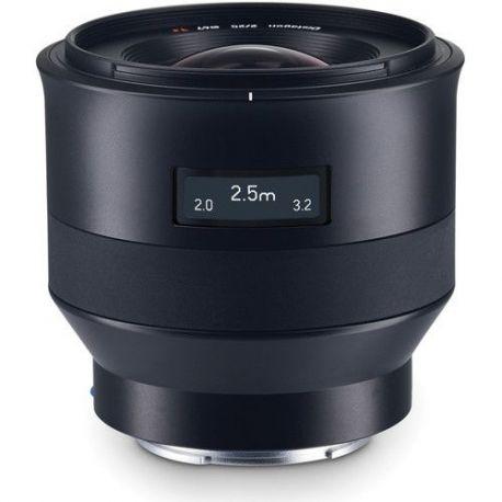 Obiettivo Carl Zeiss Batis 2/25mm per Sony E-mount