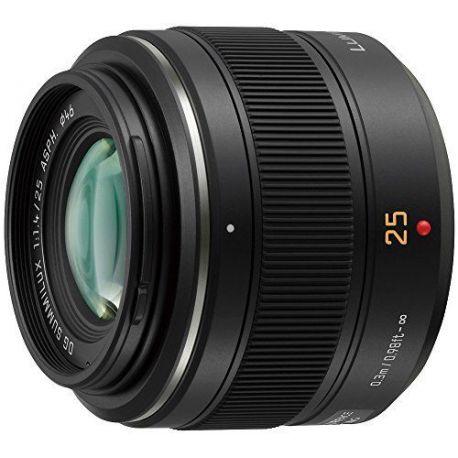 Obiettivo Panasonic LEICA DG SUMMILUX 25mm F1.4 ASPH Lens