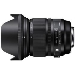 Obiettivo Sigma 24-105mm f/4 DG OS HSM Art x Nikon Lens 24-105