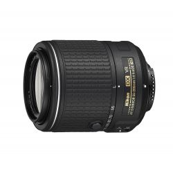 Obiettivo Nikon AF-S DX NIKKOR 55-200mm f/4-5.6G ED VR II Lens