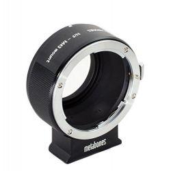 Metabones adattatore da Nikon F a Micro Quettro Terzi 4/3