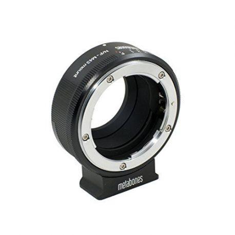 Metabones adattatore da Nikon G a micro Quattro terzi 4/3