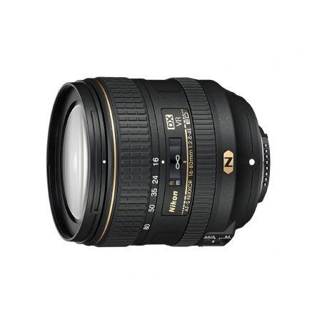 Obiettivo Nikon AF-S DX NIKKOR 16-80mm f/2.8-4E ED VR