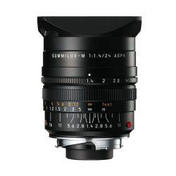 Obiettivo LEICA SUMMILUX-M 24mm f/1.4 ASPH Lens