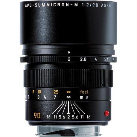 Obiettivo LEICA APO-SUMMICRON-M 90mm f/2 ASPH Lens