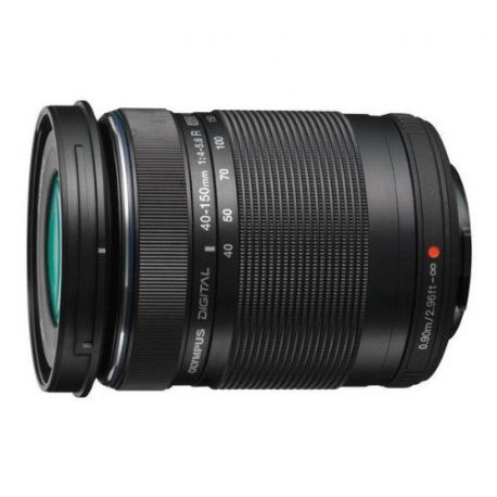 Obiettivo Olympus M.ZUIKO DIGITAL ED 40-150mm f/4-5.6R Nero *BULK*