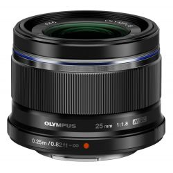 Obiettivo Olympus M.ZUIKO DIGITAL 25mm F1.8 Nero Lens