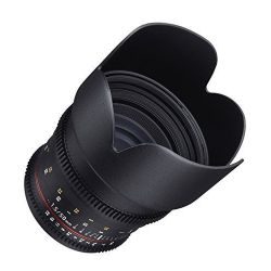Obiettivo Samyang 50mm T/1.5 AS UMC CINE x Canon Lens