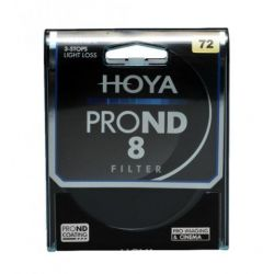 HOYA Filtro PRO ND X8 ND8 Neutral Density 72mm