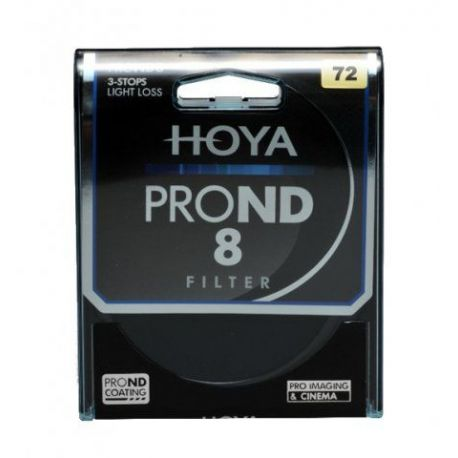 HOYA Filtro PRO ND X8 ND8 Neutral Density 72mm