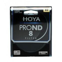HOYA Filtro PRO ND X8 ND8 Neutral Density 82mm
