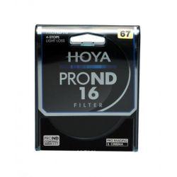 HOYA Filtro PRO ND X16 ND16 Neutral Density 67mm