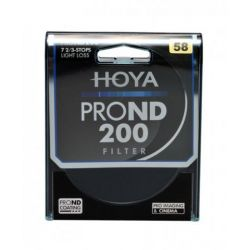 HOYA Filtro PRO ND X200 ND200 Neutral Density 58mm
