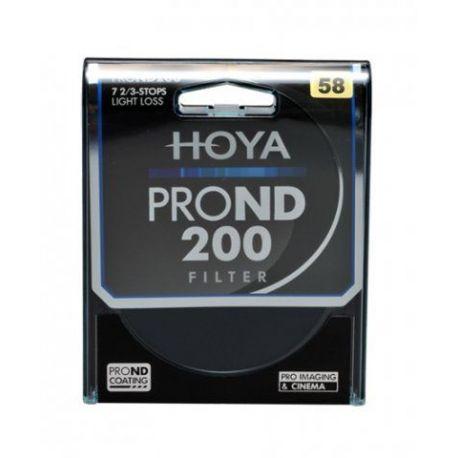 HOYA Filtro PRO ND X200 ND200 Neutral Density 58mm