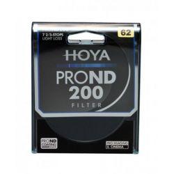 HOYA Filtro PRO ND X200 ND200 Neutral Density 62mm