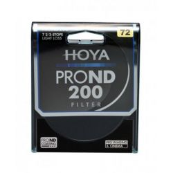 HOYA Filtro PRO ND X200 ND200 Neutral Density 72mm