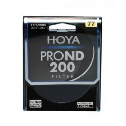 HOYA Filtro PRO ND X200 ND200 Neutral Density 77mm