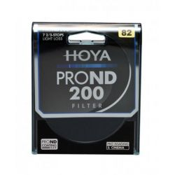 HOYA Filtro PRO ND X200 ND200 Neutral Density 82mm