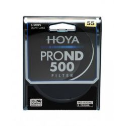 HOYA Filtro PRO ND X500 ND500 Neutral Density 55mm