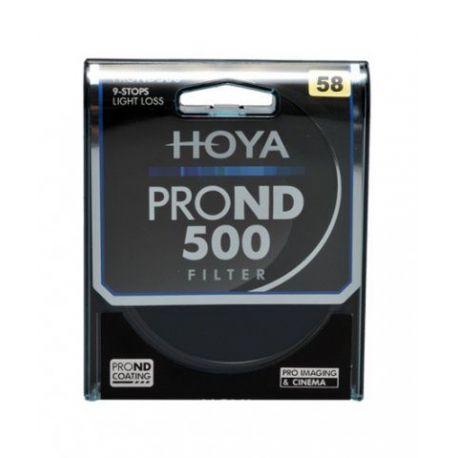 HOYA Filtro PRO ND X500 ND500 Neutral Density 58mm