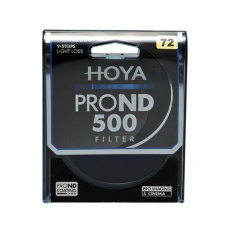 HOYA Filtro PRO ND X500 ND500 Neutral Density 72mm