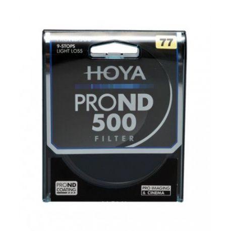 HOYA Filtro PRO ND X500 ND500 Neutral Density 77mm
