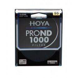 HOYA Filtro PRO ND X1000 ND1000 Neutral Density 55mm
