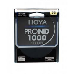HOYA Filtro PRO ND X1000 ND1000 Neutral Density 58mm