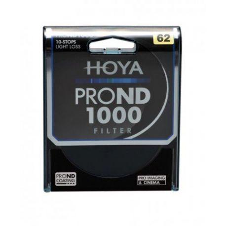 HOYA Filtro PRO ND X1000 ND1000 Neutral Density 62mm