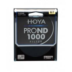 HOYA Filtro PRO ND X1000 ND1000 Neutral Density 67mm