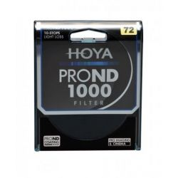 HOYA Filtro PRO ND X1000 ND1000 Neutral Density 72mm