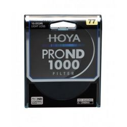 HOYA Filtro PRO ND X1000 ND1000 Neutral Density 77mm