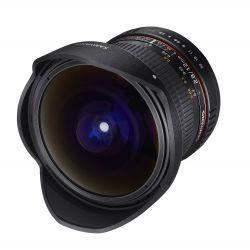 Obiettivo Samyang 12mm f/2.8 ED AS NCS Fish-eye x Sony E-Mount Lens